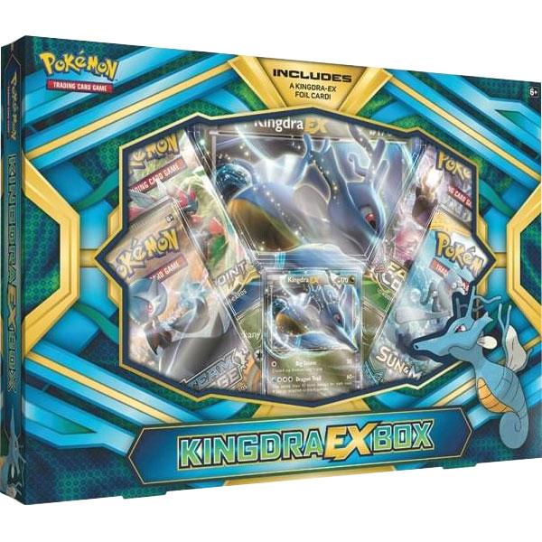 Pokemon, Kingdra EX-Box