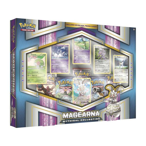 Pokémon, Mythical Collection Box (Volcanion / Magearna)