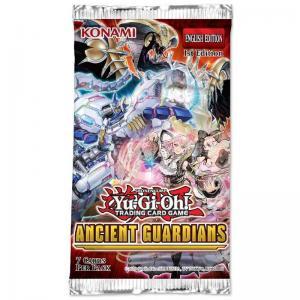 Yu-Gi-Oh, Ancient Guardians, 1 Booster-paket (7 Kort)