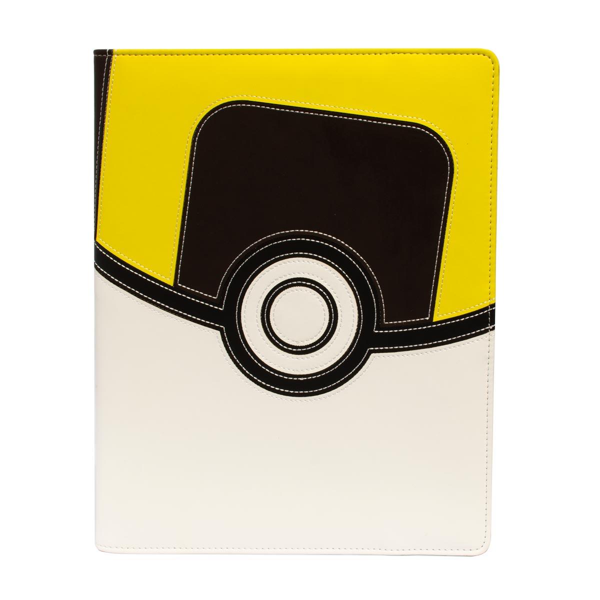 Ultra Pro Yu-Gi-Oh! 9 Pocket Premium Pro Binder Pikachu