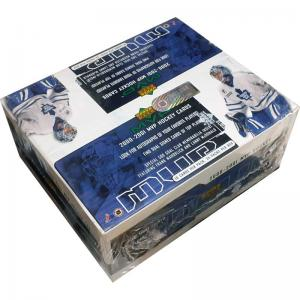 Hel Box 2000-01 Upper Deck MVP Retail