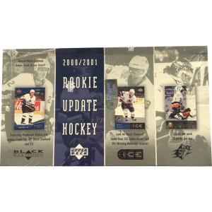 Hel Box 2000-01 Upper Deck Rookie Update