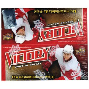 Sealed Box 2009-10 Finnish Victory