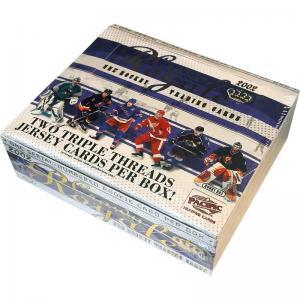 Hel Box 2001-02 Pacific Crown Royale Hobby