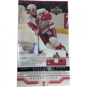 Sealed Box 2001-02 Upper Deck Series 2 Hobby