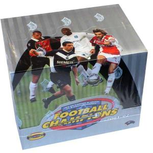 Sealed Display Starter Decks 2001-02 French League Football Champions