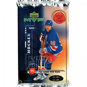 1st Paket 1998-99 MVP Retail