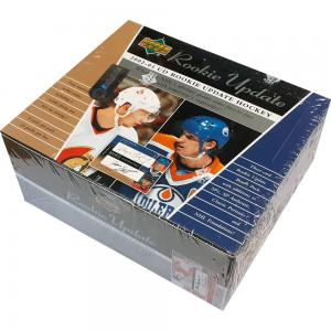 Sealed Box 2002-03 Upper Deck Rookie Update Hobby