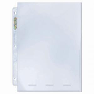"1-Pocket Platinum Page with 8"" X 10"" [20.32 x 25.4cm] Pocket"