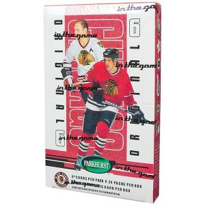 Hel Box 2003-04 ITG Parkhurst Original Six Chicago