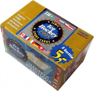 Hel Box 1995 Finska Semic Ice Hockey 1995 (VM 1995)