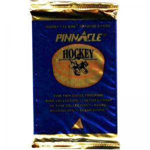 1st Paket 1995-96 Pinnacle Hobby