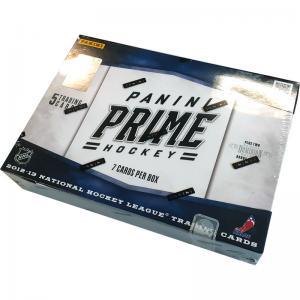 Sealed Box 2012-13 Panini Prime