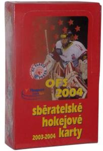 Sealed Box 2004 Tjeckisk OFS Plus
