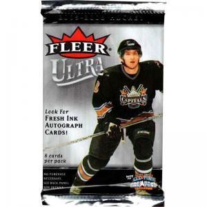 1st Paket 2005-06  Upper Deck Fleer Ultra Retail
