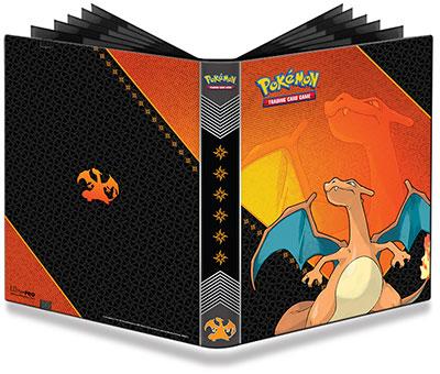 Pokémon, Pro Binder, Charizard - 9 Pocket