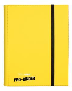 Pro Binder, Yellow - 9 Pocket