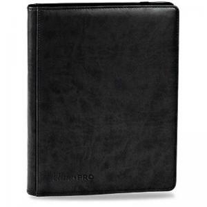 Premium Pro Binder, Svart - 9 Pocket