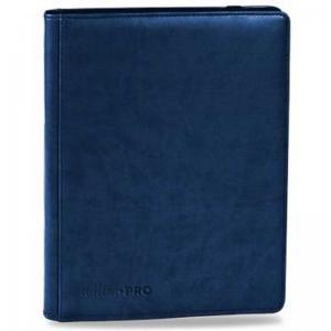 Premium Pro Binder, Blue - 9 Pocket