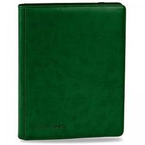 Premium Pro Binder, Grön - 9 Pocket