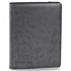 Premium Pro Binder, Grå - 9 Pocket
