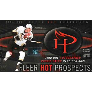 Hel Box 2006-07 Fleer Hot Prospects