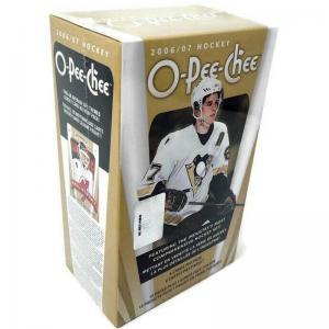 Hel Blaster Box 2006-07 Upper Deck O-Pee-Chee Retail