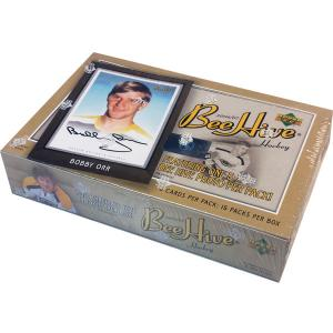 Hel Box 2006-07 Upper Deck Beehive Hobby