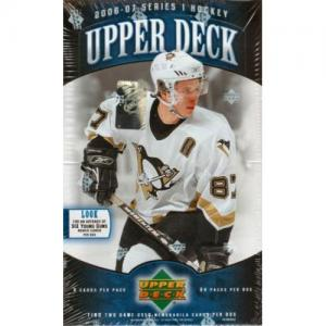 Hel Box 2006-07 Upper Deck serie 1 Hobby