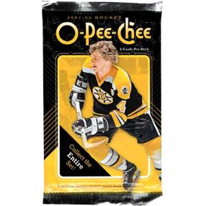 1 Pack 2007-08 Upper Deck O-Pee-Chee Retail