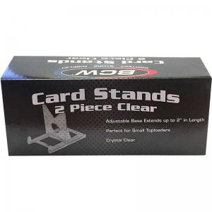 BCW 2-Piece Stand Box (20 Stands)