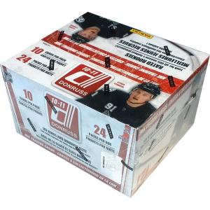 Sealed Box 2010-11 Panini Donruss Retail