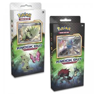 Pokémon, Knock Out Collection x 2 (Tyranitar + Lucario)