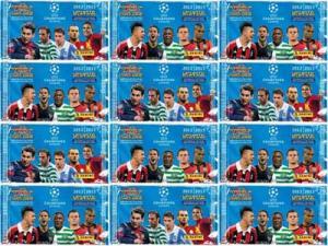 12st Paket Panini Adrenalyn XL Champions League Update 2012-13