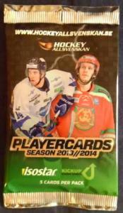 1 Pack 2013-14 HockeyAllsvenskan
