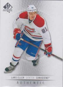 Lars Eller 2012-13 SP Authentic #56