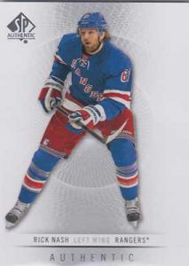Rick Nash 2012-13 SP Authentic #131