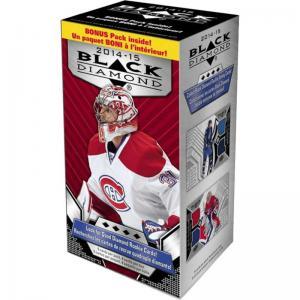 Hel Blaster Box 2014-2015 Upper Deck Black Diamond