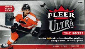 Hel Box 2014-15 Upper Deck Fleer Ultra