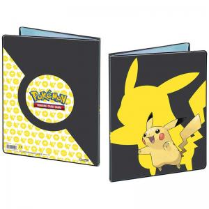 Pokémon, Portfoliopärm A4 (Rymmer 90 kort) Pikachu 2019 - 9 Pocket