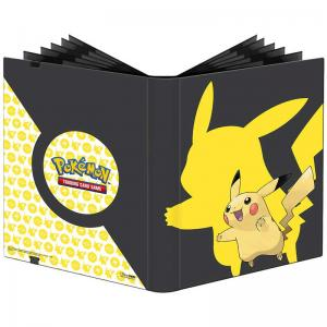 Pokémon, Pro-Binder, Pikachu 2019 - 9 Pocket