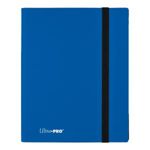 9-Pocket Eclipse Pacific Blue PRO-Binder