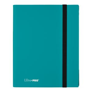 9-Pocket Eclipse Sky Blue PRO-Binder