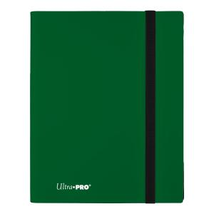 9-Pocket Eclipse Forest Green PRO-Binder