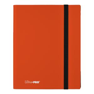 9-Pocket Eclipse Pumpkin Orange PRO-Binder