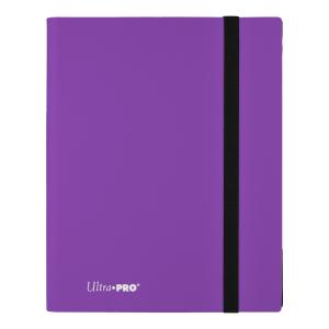 9-Pocket Eclipse Royal Purple PRO-Binder