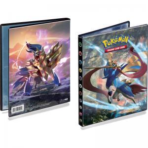 PRE-BUY: Pokémon, Sword & Shield, Portfolio binder A5 - 4 Pocket (Preliminary release: Unknown release date)