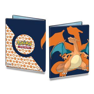Pokémon, Charizard 2020, Portfoliobinder A4 - 9 Pocket