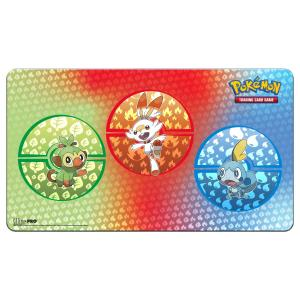 Pokémon, Spelmatta Sword and Shield Galar Starters
