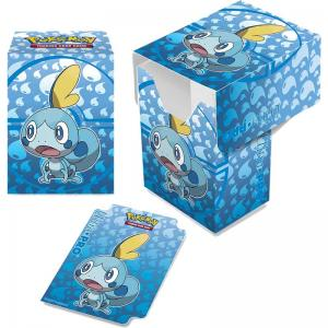 Pokémon Deck Box, Ultra Pro, Sobble (Med plats för ca 80 kort i sleeves)